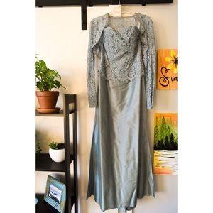 Jessica McClintock (Steve McClintock) Gown